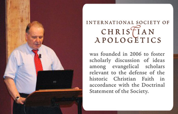International Society of Christian Apologetics
